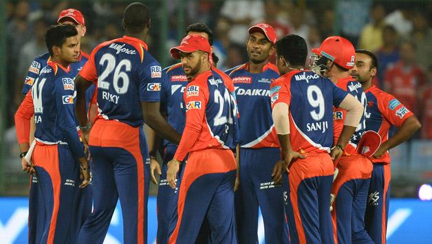 Delhi Daredevils team squad in IPL 10