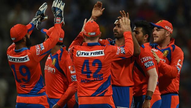 Gujarat Lions team squad for IPL 10