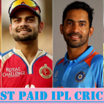 IPL Highest paid cricketer