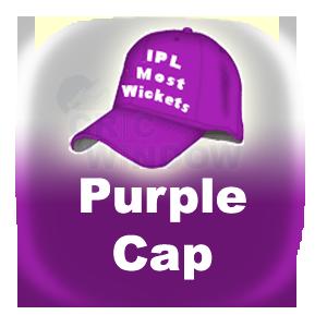 IPL Purple Cap Holder