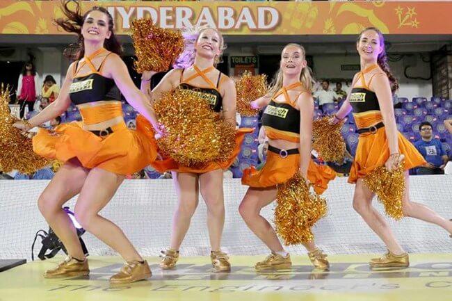 IPL Cheerleaders Salary