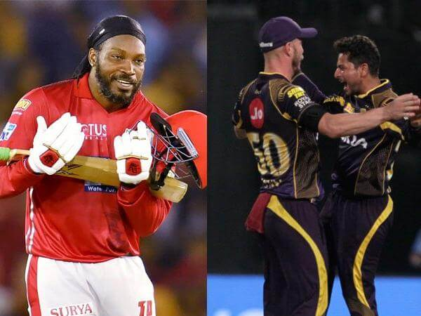 KKR vs KXIP Live Streaming