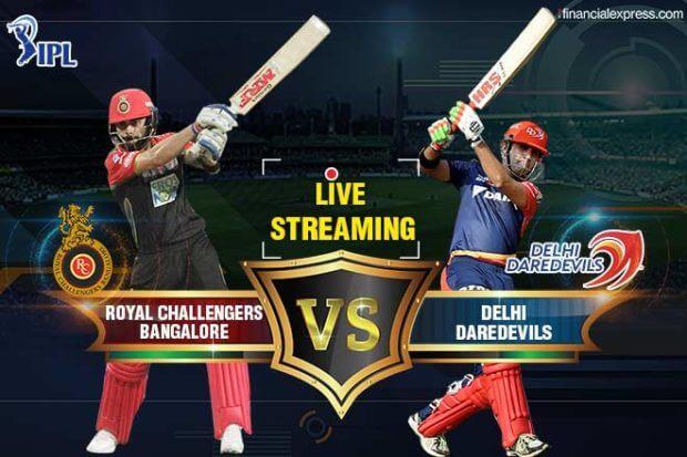 DD vs RCB Live Streaming