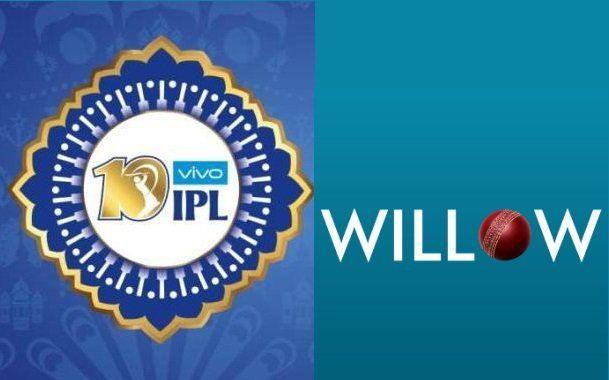 watch IPL live on Willow tv