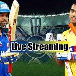 Mumbai Indians vs Chennai Super Kings live streaming