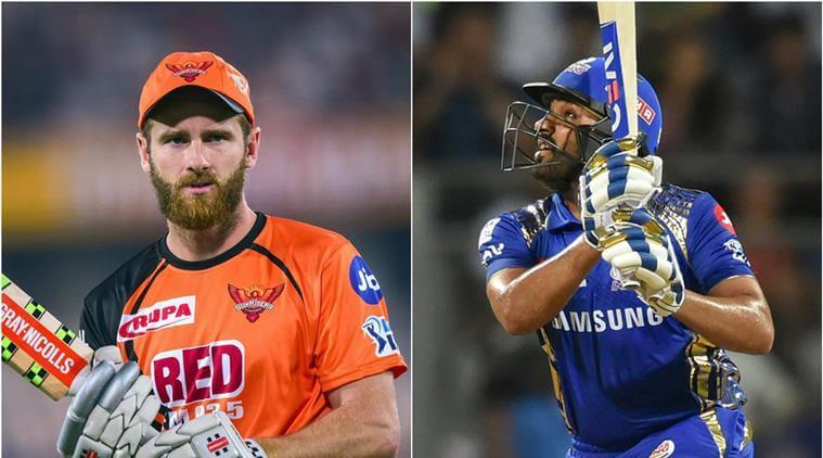 Sunrisers Hyderabad vs Mumbai Indians Live Streaming