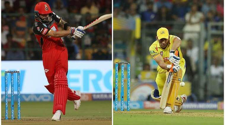 RCB vs CSK Live Streaming