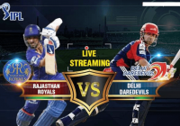 Rajasthan Royals vs Delhi Daredevils Live Streaming