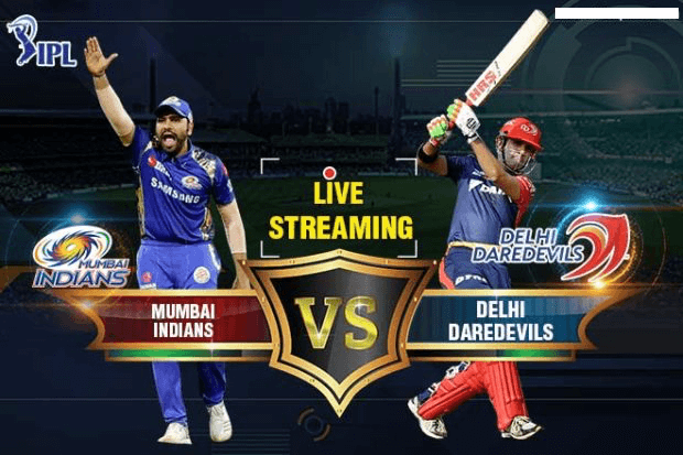 MI vs DD Live Streaming